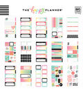 The Happy Planner Mini Stickers-Productivity