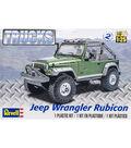 Plastic Model Kit-Jeep Wrangler Rubicon 1:25