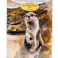 Pollyanna Pickering Sketch Book Ch.5 British Wildlife Kit-The Otter