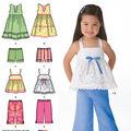 Simplicity Pattern 1451A 1/2-1-2-3--Toddlers Sportswear