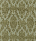 Home Decor 8\u0022x8\u0022 Fabric Swatch-Robert Allen Royal Damask Cloud