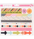 Freckled Fawn 4 pk Washi Sticker Sheest-Summertime