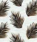Nate Berkus Multi-Purpose Decor Fabric 54\u0022-Las Palmas Sussex Onyx