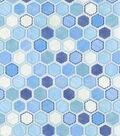 Home Decor 8\u0022x8\u0022 Swatch Fabric-IMAN Home Gem Market Emb Porcelain