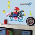 York Wallcoverings Peel & Stick Wall Decals-Nintendo Mario Kart 8