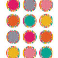Tropical Punch Accents 30/pk, Set Of 3 Packs
