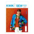 Kwik Sew Misses Outerwear-K4004