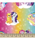 My Little Pony Ombre Cotton Fabric