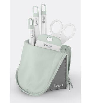 Cricut Retail Accessory Pouch-Mint