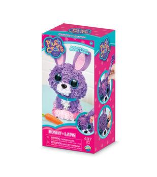 PlushCraft 3D Plush Bunny Craft Kit