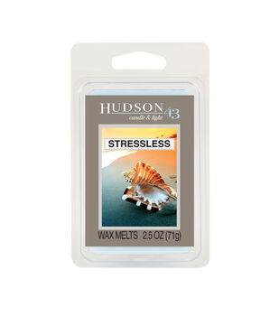 Hudson 43 Candle & Light Collection Wax Melt-Stressless