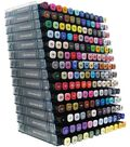 Spectrum Noir Marker Storage Racks 14 Pack-Clear