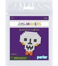 Little Maker\u0027s Fused Bead Craft Kit-Skull