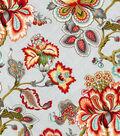 HGTV Home Multi-Purpose Decor Fabric 54\u0022-Bespoke Blossoms Mineral