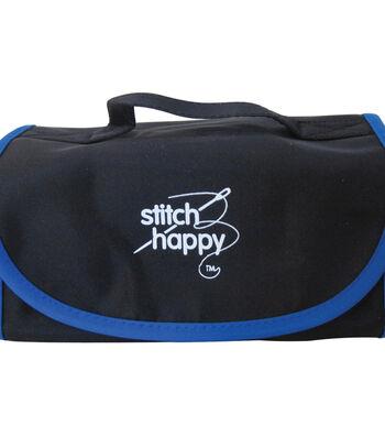 Stitch Happy Fold N Go Notions Case-Blue