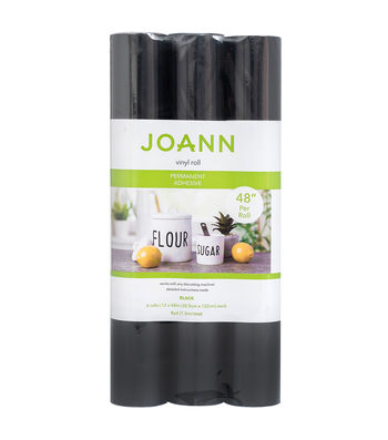 Joann Vinyl Bundle-Black