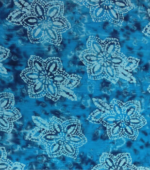 Cotton Fabric Gauze Teal Cotton