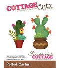 CottageCutz Die-Potted Cactus 1.2\u0022 To 2.5\u0022