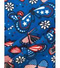 Doodles Interlock Knit Fabric 57\u0027\u0027-Butterfly Freedom