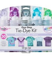 Tulip One-Step 5-Color Tie-Dye Kit-Mermaid, , hi-res
