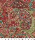 Home Decor 8\u0022x8\u0022 Fabric Swatch-Waverly Historic Piece Jewel