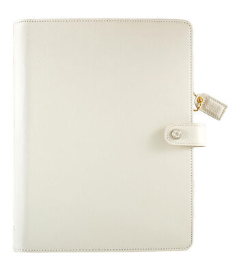 Webster's Pages Color Crush Composition Personal Planner-White