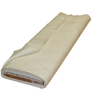 Roc-lon Flannel Collection Muslin 15 yds-Natural
