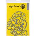 Waffle Flower Die-Smiling