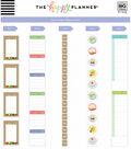 The Happy Planner Sticker Rolls-Menu