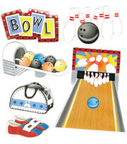 Jolee's Boutique Dimensional Embellishments-Bowling Alley, , hi-res