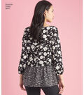 Simplicity Pattern 8417 Misses\u0027 Pullover Tops-Size R5 (14-16-18-20-22)