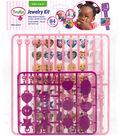 TinyTys Jewelry Kit-Purple/Pink