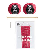 Wool and The Gang XL Cotton Collection-Wall Hanging, , hi-res