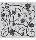 Hero Arts 6\u0027\u0027x6\u0027\u0027 Cling Stamp-Vine Pattern Bold Prints