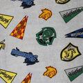 Harry Potter Fleece Fabric-Collective House Pride