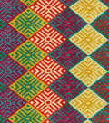 Waverly Lightweight Decor Fabric 54\u0022-Four Corners/Gem