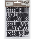 Sn@p! Stickers 4\u0022X6\u0022 Sheets-Color Vibe Basics