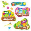 Owl-Stars! Study Habits Bulletin Board Set, 2 Sets