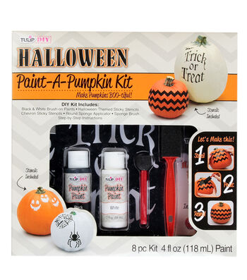Tulip DIY Paint-A-Pumpkin Kit