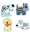 Hot Diggity Dogs Cut Outs 39/pk, Set Of 6 Packs