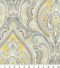 Kelly Ripa Home Multi-Purpose Decor Fabric 54\u0022-Pretty Witty Sundance