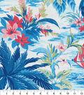 Tommy Bahama Outdoor Fabric 9\u0022x9\u0022 Swatch-Wind Surfers Azul