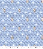 Disney Frozen 2 Cotton Knit Fabric-Elsa & Snowflakes, , hi-res