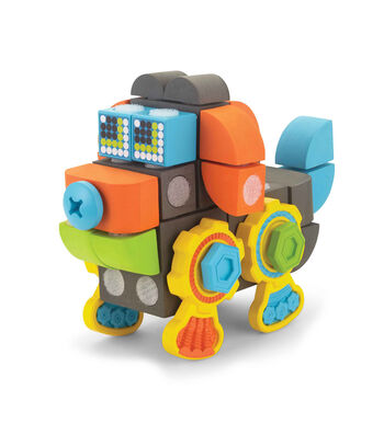 Velcro Brand Blocks Doggy Robot