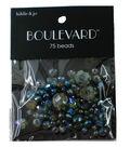 hildie & jo Boulevard 75 pk Mixed Glass Beads