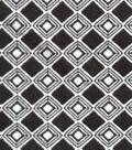 Anti-Pill Fleece Fabric 57\u0022-Black Diamond