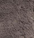 Faux Mink Fur Fabric 59\u0022-Brown