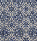 Keepsake Calico Cotton Fabric 44\u0022-Regmini Indigo