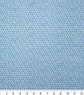 Keepsake Calico Cotton Fabric 43\u0022-Shaded Dot Light Blue