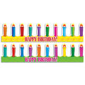 Scholastic Teaching Resources Happy Birthday Crowns, 36 Per Pack